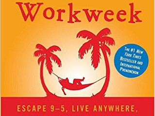 Book of the Month: The 4-Hour Work Week by Tim Ferriss