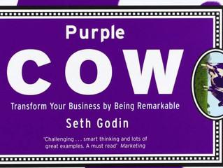 BOTM: Purple Cow by Seth Godin