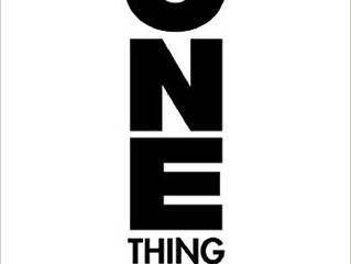 BOTM: The One Thing by Gary W. Keller and Jay Papasan