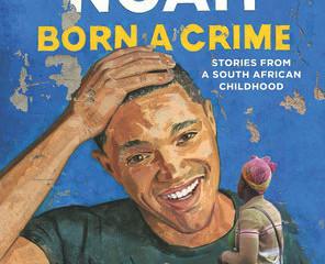 Audio BOTM: Born a Crime by Trevor Noah