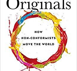 Audio BOTM: Originals by Adam Grant