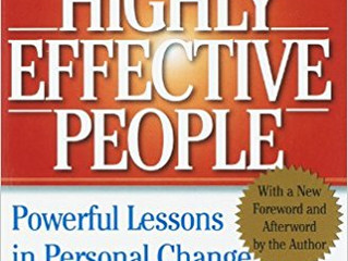 BOTM: The 7 Habits of Highly Effective People by Stephen Covey