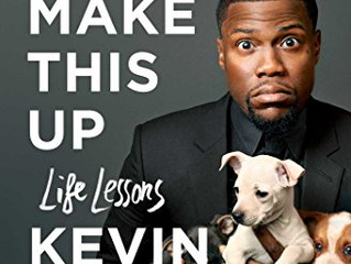 Audio BOTM: I Can't Make This Up by Kevin Hart