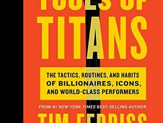 BOTM: Tools of Titans by Tim Ferriss