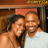 "David ""Native Son"" Ross with Simply Sherri. Photo Credit: Images by Comfesta"
