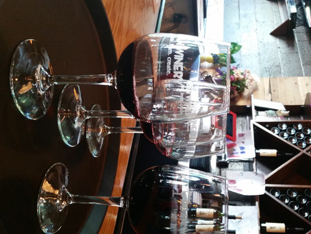 Wine Wednesday: The Urban Winery of Silver Spring