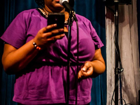 From Behind the Microphone: Najah Schorré Bayyan