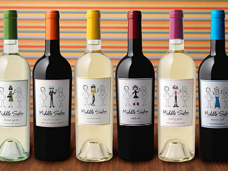 Wine Wednesday: Middle Sister Wines