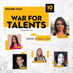 War for talents - razgovor sa najboljim studentima