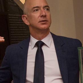 Uspon Amazon imperije - od garaže do svetskog monopola