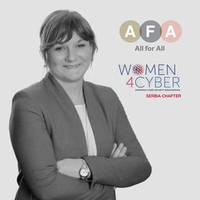 Potpredsednica Women4Cyber Srbija o važnosti podjednakog uključivanja žena u sajber bezbednost