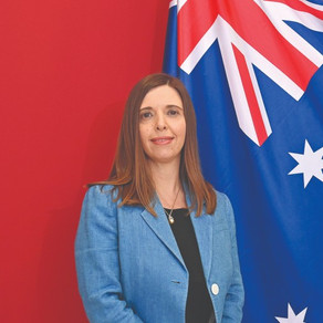 Ambasadorka Australije u Srbiji o značaju rodne ravnopravnosti i digitalnog osnaživanja žena