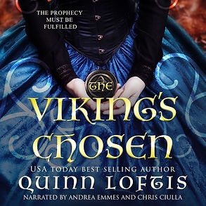 The Vikings Chosen audiobook