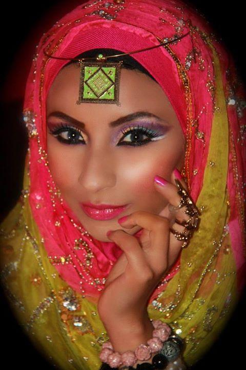 Makeup and styling by Salma Uma_model; Juki_photograph by Salma Uma Makeup Artist