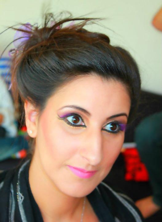 make-up by Uma Salma_hair style by FiFi Hanem