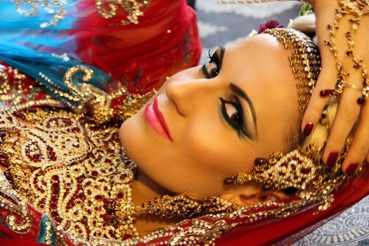 Makeup by Salma Uma_model_ dani_photograph by Salma Uma Makeup Artist