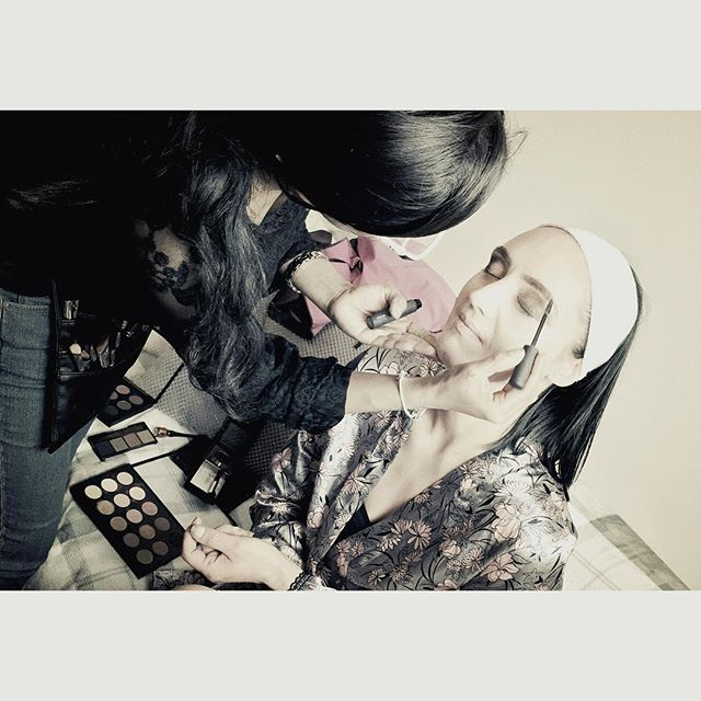 #weekend #hiddenlookbysal #makeupartist #macproartist #clients #manchesterfreelance #manchesterfrida