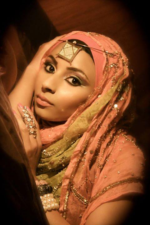 Makeup and styling by Salma Uma_model_ juki_photograph by Salma Uma Makeup Artist
