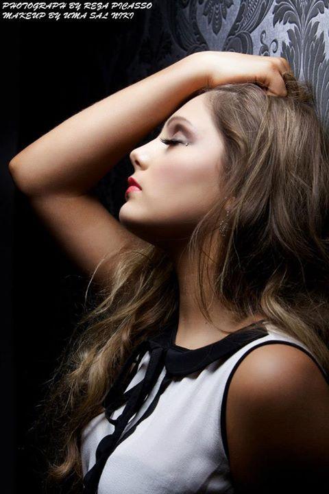 Makeup by Uma Sal Niki_Photography by Reza Picasso_model Natasha