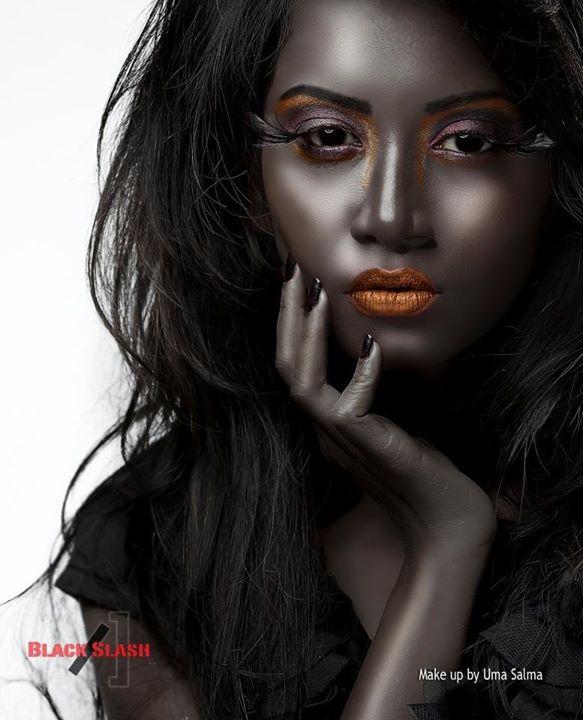 Makeup by Uma Sal Niki_photography by Riyad Ashraf_Model Nusrat Srabony_Please don't use this image