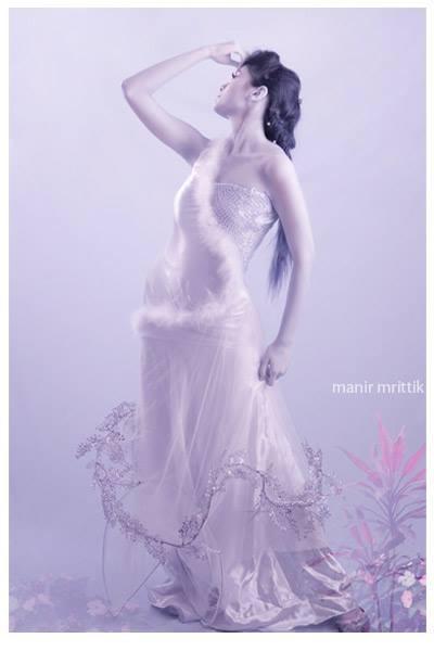 Makeover_ Salma uma _Photo_ manir mrittik_Model_ toya