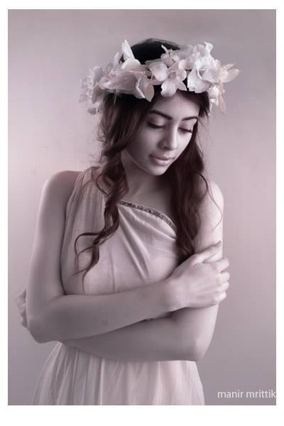 Makeup & styling_Salma uma _Photo _ manir mrittik _Model toya