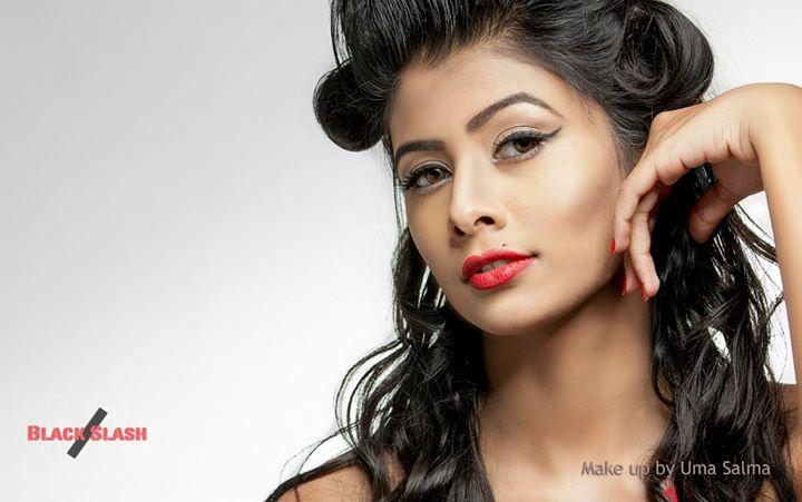 1040's modern make-up and hair by Uma Sal Niki_photography by Riyad Ashraf_Please don't use this ima