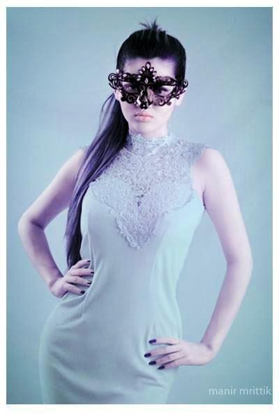 Make over_ Salma uma _Photograph_ manir mrittik_Model_ Linda Liu