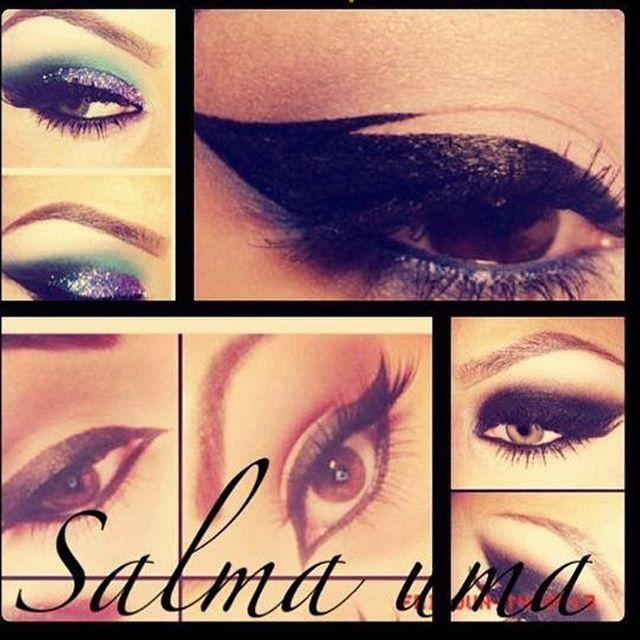 Eyes by me #makeupart #eyes #mac #eyeshadow #differenteyes
