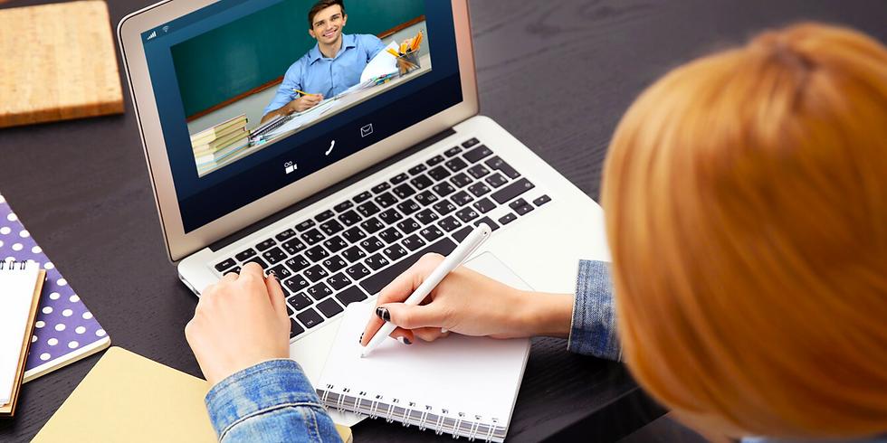 "Вебинар: ""Инвестирование в онлайн-образование"""