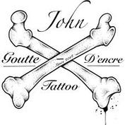 Goutte d'Encre Tattoo