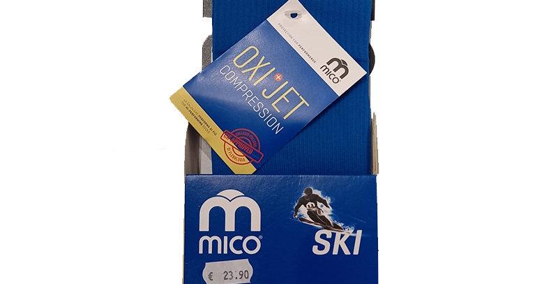 MICO SKI OXI JET COMPRESSION BLUE S UNISEX