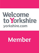 Welcome to Yorkshire member plaque