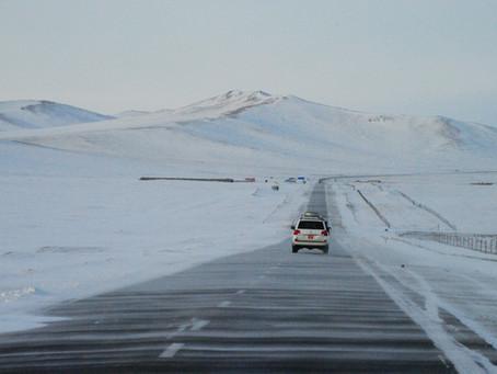 Snowy winters, 40 below!