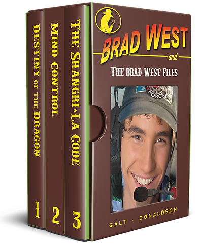 The West Files Boxed Set New no badge 44