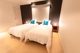 Twin Bedroom Option