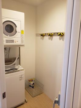 Dryroom With Ski/Board Racks