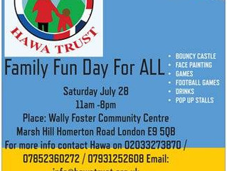 Family Fun Day for All