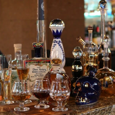 Los Cabos Tequila Tasting Experience