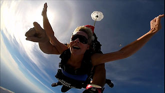 sky diving los cabos, experience designers, Naay travel, cabo villa rentals.