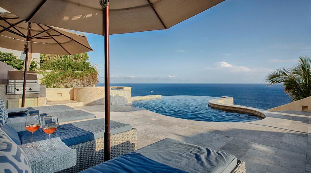 Villa Buena Vida Pool Chairs