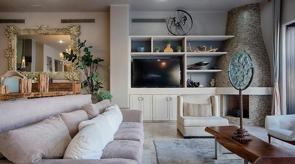 Villa Buena Vida Living Room