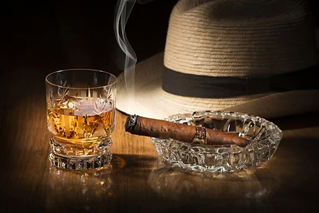 Golf tequila & cigars cabo experience-na