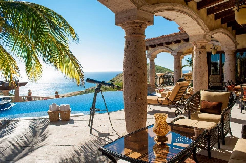 Villa Maria, Naay Travel, Cabo Villas, Cabo experiences, bespoke cabo experiences, vacation villa, vacation rental