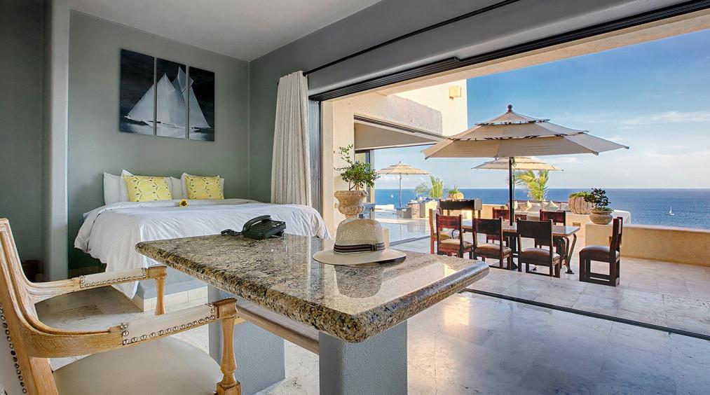 Villa buena Vida Bedroom View