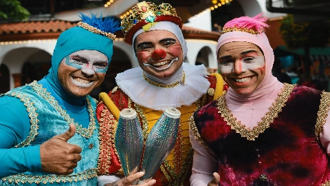 circus experience by naay travel, cabo experiences, bespoke cabo experiences, cabo villas, villas in cabo, cabo luxury villas, naay travel