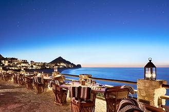 El Farallon Cabo, Restaurant.