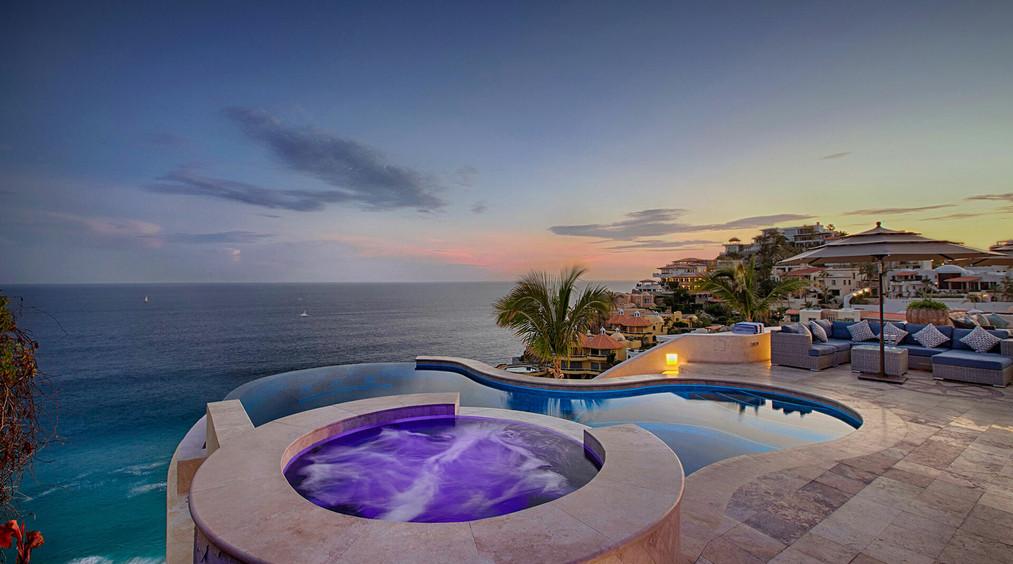 Villa Buena Vida Night Spa