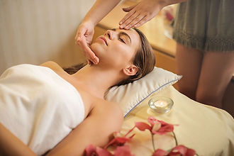 Face massage, spa, relax, Cabo in villa spa, spa services cabo, Naay travel, Experience Designers, Bespoke Experiences, Cabo villa rentals, Luxury villa rentals cabo.