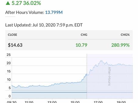 281%! Sensegain Portfolio WiMi Hologram Cloud (NASDAQ: WIMI) Absolutely Soared on Potential 5G Break